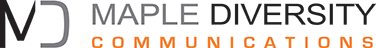 Maple Diversity Communications Logo